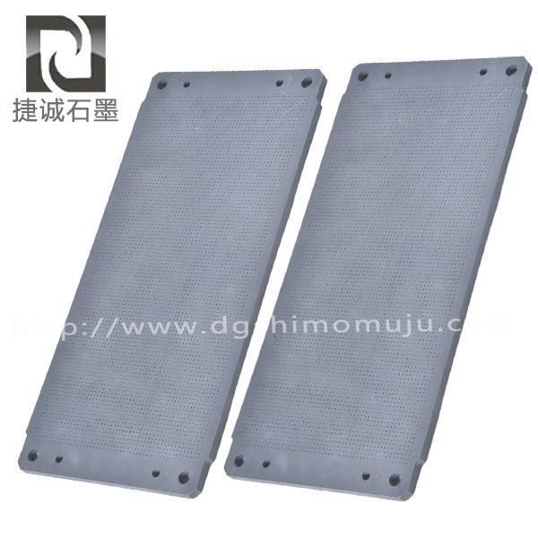 二极管封装焊接石墨模具