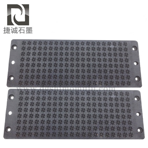 CSP芯片封装石墨模具