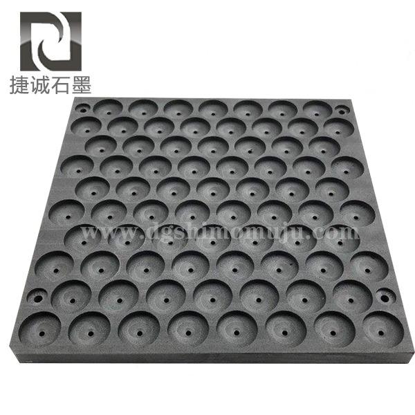 NTC热敏电阻封装用石墨模具